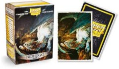 Dragon Shield Box of 100 in Nidhogg Art