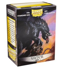 Dragon Shield Sleeve Standard Size (Vater Art) (100)