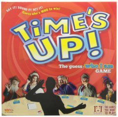 Time's up board game