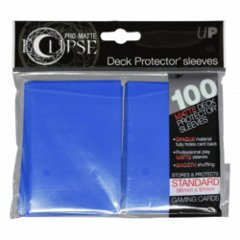 Ultra Pro Eclipse Sleeves 100 count dark blue