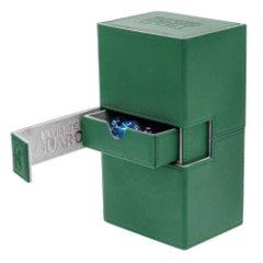Ultimate Guard Twin Flip´n´Tray Deck Case 160+ Standard Size XenoSkin Green