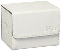 Ultimate Guard Sidewinder Deck Box 100+ XenoSkin Card Game, White, Large