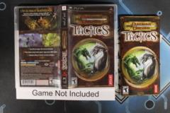 Dungeons & Dragons Tactics - Case