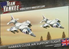 Harrier Close Air Support Flight TBBX09