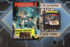 Predator 2 (With Manual)