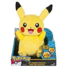 My Friend Pikachu  Light Up Talking Pikachu TOMY
