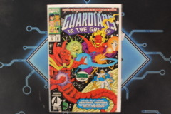 Guardians of the Galaxy #37 (1990, 1st Series)