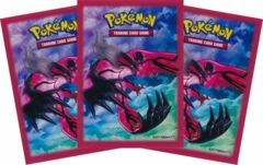 Pokemon Yveltal Sleeves 65 Count