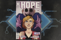 Hope #2 Retailer Summit Signed Variant (2019) Signed by Dirk Manning