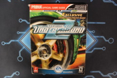 Need For Speed Underground 2 Prima Official Game Guide no Poster (Game Boy Advance, Nintendo Gamecube, PC, PS2, XBox)