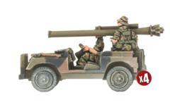 Anti-Tank Land Rover Section (TAU121)