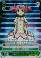 End of Karma for Madoka - MM/W17-E029S - SR