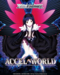English Accel World Booster Box