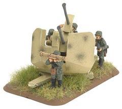 3.7cm FlaKzwilling 43 gun (GE546)