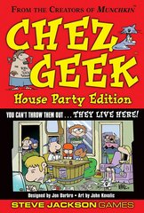 Cheek Geek: House Party Edition