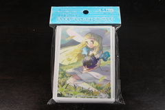Pokemon Center Lillie & Cosmog Sleeves 64 count