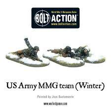 US MMG Team (Winter)