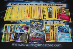 Pokemon 110ct Assorted Lot with Booster Pack