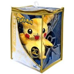 025 20th Anniversary Pikachu w/ Vinyl bag (TOMY)