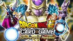 English Dragon Ball Super Card Game Box