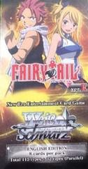 Fairy Tail Ver. E Booster Box