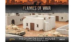 Battlefield in a Box:Medium Desert House (BB215)