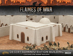Battlefield in a Box: Desert Administration Building (BB224)
