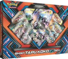 Pokemon Shiny Tapu Koko-Gx Box