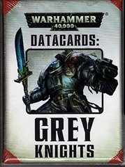 Warhammer 40,000 Datacards: Grey Knights