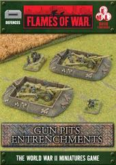 BB118: Gun Pits Entrenchments