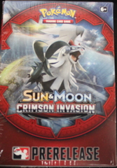 Sun & Moon: Crimsion Invasion Prerelease Kit