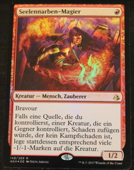 Soul-Scar Mage German Foil