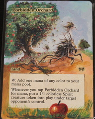 Forbidden Orchard Alter