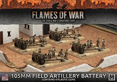 105mm Field Artillery Battery UBX60