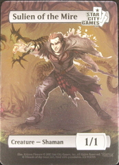 Sulien of the mire Creature - Shaman 1/1 Foil