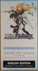 En SAO Ordinal Scale Booster Box x1