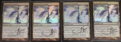 Darksteel Citadel - Foil, LP, Signed German x4