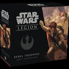 Rebel Troopers Unit