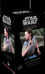 Leia Organa Commander