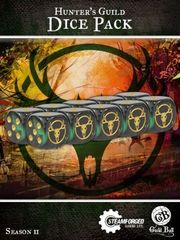 Hunter's Guild Dice pack