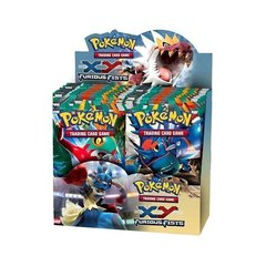 XY Furious Fists Booster Box