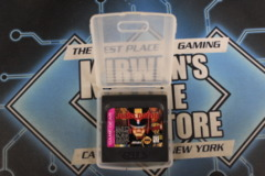 Judge Dredd with Cartridge Case