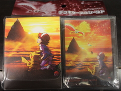 Pokemon Movie I Choose You sleeves and Deck Box