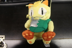 Meowth 2016 World Plush