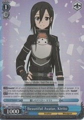 Beautiful Avatar, Kirito - SAO/SE23-E30 - C - Foil