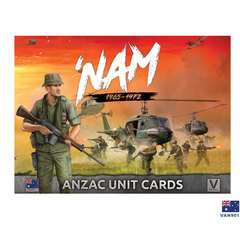 Anzac Unit Cards (VAN901)