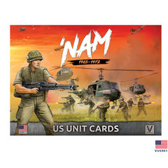 US Unit Cards (VUS901)