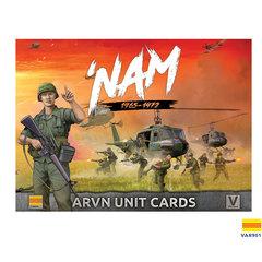 ARVN Unit Cards (VAR901)