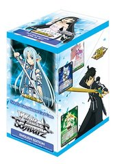 English Sword Art Online Re:edit Booster Box