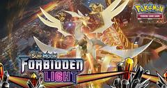 PREORDER: Pokemon Forbidden Light Booster Box